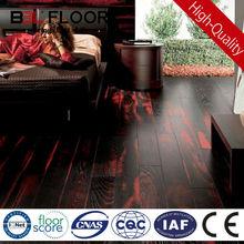 12mm AC3 dark Fire Cloud EIR formaldehyde free laminate floors 9863