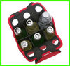 The best choice Picnic Time Six Pack Neoprene wine bottle cooler Tote