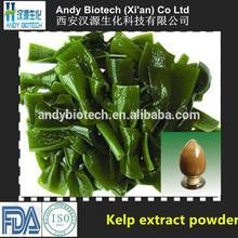 2014 Hot Sale Organic Kelp Extract 4:1