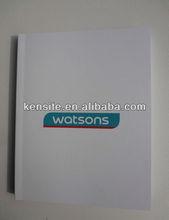 Glue binding note pad
