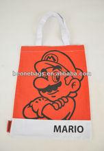 Cotton Shopping Bag & reusable shopping bag folding bag with logo