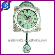 classy antique wooden pendulum wall clocks