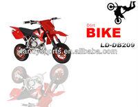 EPA 50cc mini kids gas dirt bike bicycle for sale cheap(LD-DB209)