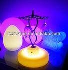 new design goblet shelf &led bar furniture shelf with lighting