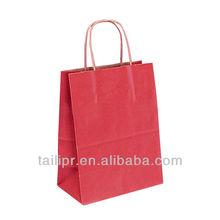 Cheap paper bag / Shopping bag printing / Retailed bag *B12122602