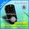 Nova chegada ao ar livre sistema de alarme sem fio gsm segurança / outdoor gsm câmera de segurança câmera GM01