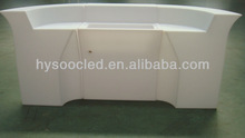 luxury white plastic chairs and table