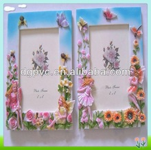 table top picture frames ,l shape acrylic picture frame, christmas magnetic frames