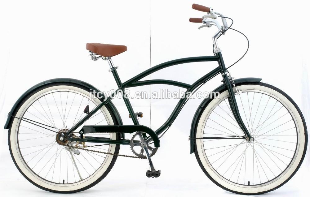 "26"" Beach cruiser Bike for woman/ chopper Bicycle/ specialized beach cruiser bike"