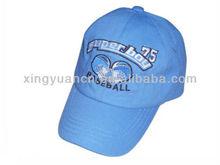 light blue sports caps