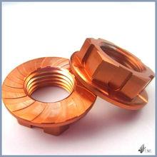 CNC aluminum sleeve nut