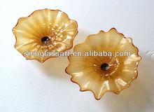 Custom Amber Plates Home Goods Wall Art