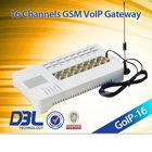 16 channel gsm sim 16 gateway ,GOIP16