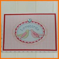 DIY Valentines card 3d card pop up decorative greeting card