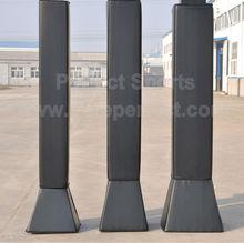 Solid Black Pole Pad