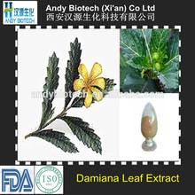 High Quality Damiana Extract