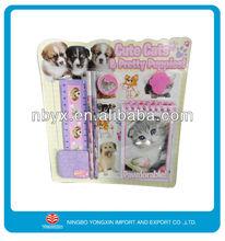 mini stationery set for kids