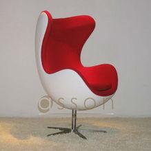 Arne Jacobsen-Egg Chair/Fiberglass shell chair
