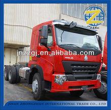 Sinotruk Howo-A7 HP380 6*4 Dumper Lorry