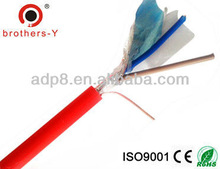 Factory Supply Red Fire Alarm Cable from Brothers Young