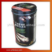 chocolate tin box packaging