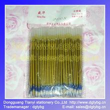 silve refill pen magic color water erasable pen shenghua