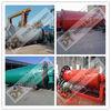 High capacity machine portable ball mill