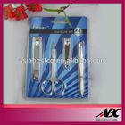 4pcs nail clipper/nail care set
