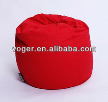 100%cotton canvas teardrop beanbag chair