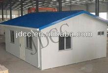economic & modern easy assembled prefabricated cabin