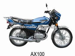 Classic AX100 100cc 2 stroke vertical engine