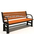Banco de madeira/parque ao ar livre cadeira/lazer cadeira para sentar
