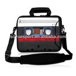 12 inch Neoprene Laptop Bag /Sleeve /Case/ Cover with Shoulder Strap
