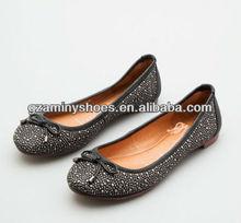 Handmade women ballerina shoes