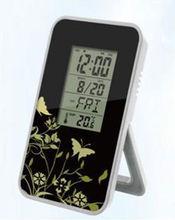 Yiwu stock automatic calendar clock day date calendar clock/clock with calendar