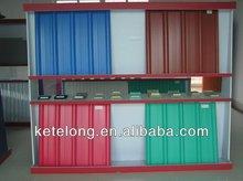 carbon fiber pvc roofing sheet