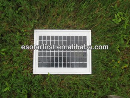 LOW PRICE 5W Polycrystalline Solar Panel With Hight Quality And Attached A Price List