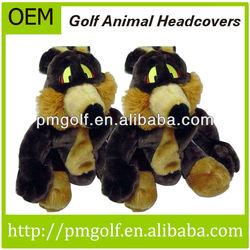 Custom Golf Animal Head Covers