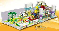 kids indoor soft playground LT-1012B