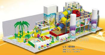 kids indoor soft playground LT-1012B