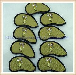neoprene custom golf iron head cover custom golf iron covers