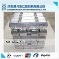china precio competitivo antimoniales de aleación de plomo