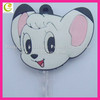 Funny new creative engraved color soft pvc key covers wholesale