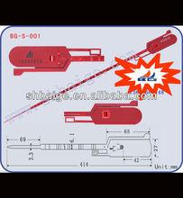 plastic zip ties BG-S-001