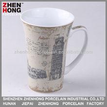 High quality ceramic cup designs