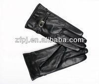 mens high grade back leather belt gloves karachi