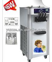 3 flaovrs Italy frozen yogurt machine RB3138B floor stand