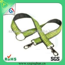 Nylon decorative hemp flexible pet dog couplers leash