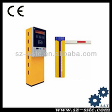 Automatic RFID vehicle security car parking lot management system