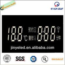 LED disinfector digital display screen